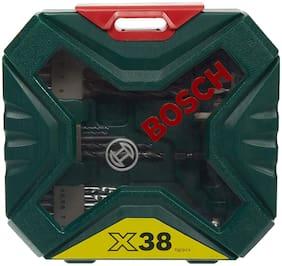 Bosch 38 pcs Drill & Screwdriver Bit Set (Green 2607011432)