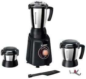 Bosch TRUEMIXX BOLD 600 W Mixer Grinder ( Black , 3 Jars )