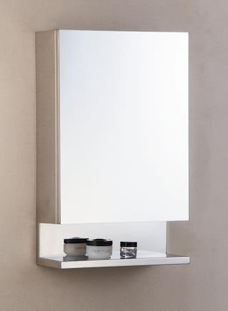 Buy Branco New Look Stainless Steel Bathroom Mirror Cabinet Online