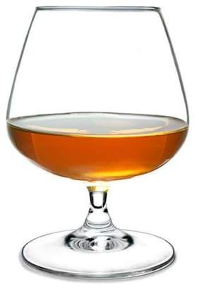 Incrizma Brandy Glass Set of 6 Pcs;410 ml