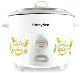 brayden 1.5 L Rice cooker