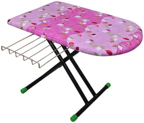 Brecken paul portable easily carryable Foldable Ironing Board with Iron Stand