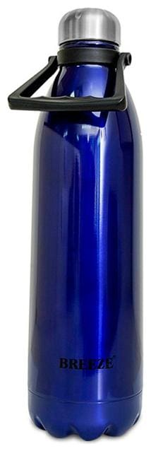 Breeze Cola-1800 Thermosteel Bottles Set of 1 ( Blue , Stainless Steel ,  1800 ml )