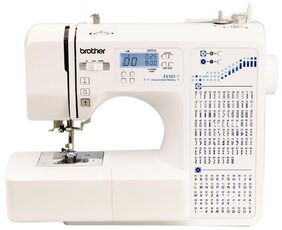 Brother Fs 101 Sewing Machine