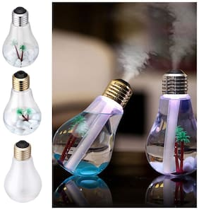 BTK Trade Air Fragrance Humidifier with Color Changing Night Lamp