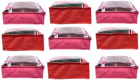 Bulbul Multi Saree Covers - 9 pcs
