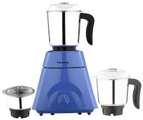 Butterfly GRAND 500 w Mixer grinder ( Blue , 3 jars )