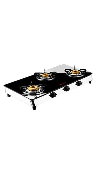 57f419ff211 Buy Butterfly Reflection 3 Burner LPG Gas Stove Online at Low Prices ...