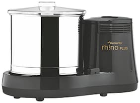Butterfly RHINO PLUS 150 W Wet Grinder ( Grey , 1 Jar )