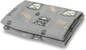 Butterthief Fleece Single Blanket ( Multi )