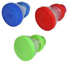 Buy 2 Get 1 Free Kitchen & Bathroom Tap Shower Sprinkler Shower Head Water Softner (Assorted Colors)