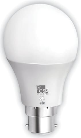 C&S LED  Bulb 18 W B22 Cool White With 2 Years Manufacturer Warranty - Pack Of  1
