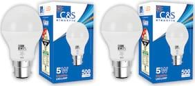 C&S Electric Cool White 5 Watt LED Bulb