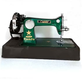 Camio BLUE STAR Manual Sewing Machine ( Green )