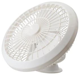 Candes 12PASSION 300mm High Speed Personal Fan (White)