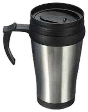 Car Mug Travel Tumbler Water Coffee Tea Cup 450ml Q9S4