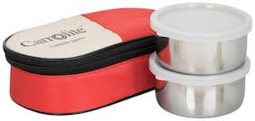 Carrolite Assorted Lunch box ( Set of 1 , 400 ml )