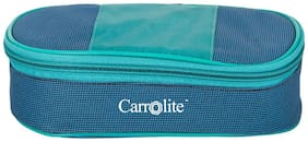Carrolite 2 Containers Stainless steel Lunch Box - Assorted