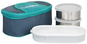 Carrolite Assorted Lunch box ( Set of 1 , 650 ml )