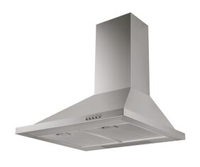 Carysil Calypso 90 cm 1000 m3/h Wall Mounted Chimney (Cassette Filter)