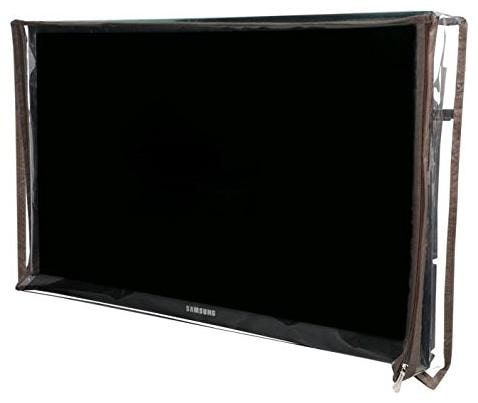 Casa Furnishing Single PVC LED/LCD Television Cover for 32 inch (Universal) TV...