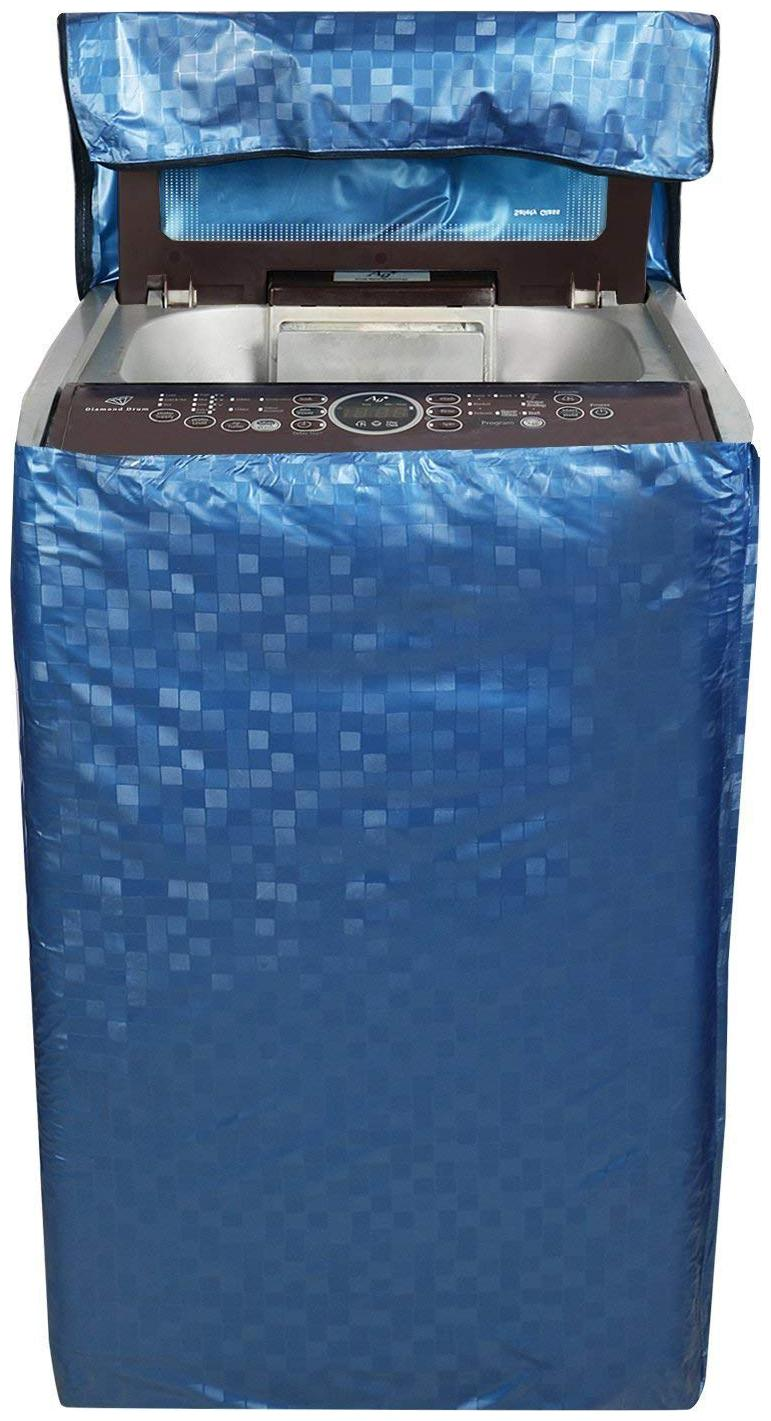 Casa Furnishing Waterproof & Dustproof (Top Load) Washing Machine Cover For Fully...