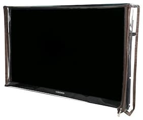 Casa Furnishing Single PVC LED/LCD Television Cover for 32 inch (Universal) TV Cover