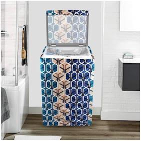 CASA Furnishing Waterproof & Dustproof Washing Machine Cover for TOP Load 6.5Kg Model