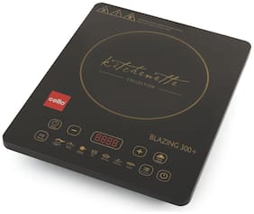 Cello BLAZING 300+ 2000 W Induction Cooktop ( Black , Touch Panel Control)