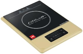Cello BLAZING 700 A 1600 W Induction Cooktop ( Golden , Push Button Control)