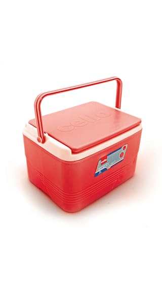 Cello Chiller Ice Packs (14 L) Red