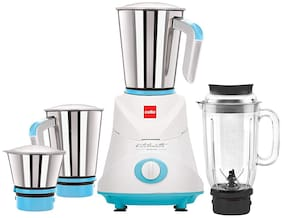 Cello ELITE MIXER 500 W Juicer ( Blue , 4 Jars )