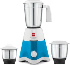 Cello GRIND N MIX TWISTER 500W Centrifugal Juicer ( Blue , 3 Jars )