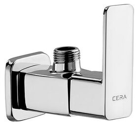 CERA - Angle Cock with Wall Flange