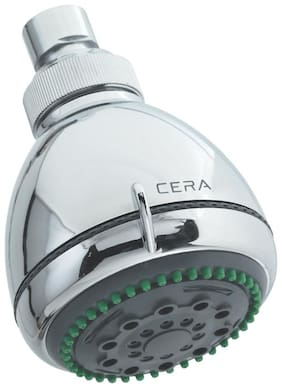 CERA - Overhead Shower 80 MM (3  Inches) with 3 Flow