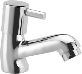 Cera Deck Mount Brass Basin and Sink Taps ( Handle Controlled )