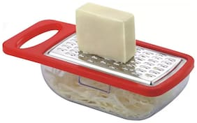 Cheese and Vegetable Grater (Multicolor)
