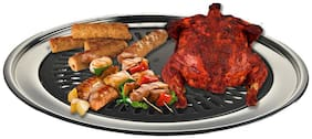 CHEFMAN gas o grill barbeque Non Stick coating