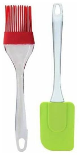 CITRESA Silicone Multi Oil Brushes ( Set of 2 )