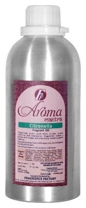 Citronella Aroma Oils - Pack of 1