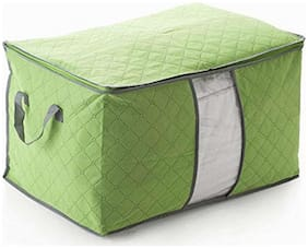 CLOTH STORAGE BUGGY BAG AND BLANKET BAG