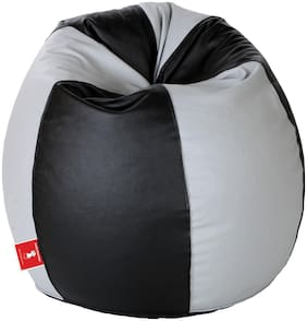 ComfyBean Artifical Leather Bean Bag Covers Small