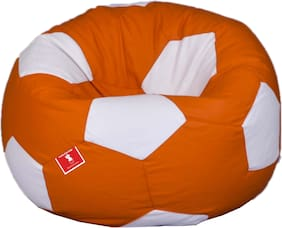 ComfyBean Artifical Leather Bean Bag Covers XL