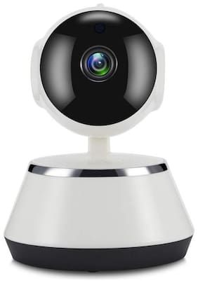 Conbre RoboCam V380 Pro Wireless HD Security Camera System | P2P Night Vision | Supports up to 64gb SD Card