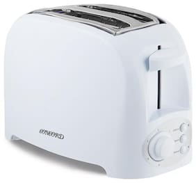 Concord POP 2 Slices Pop-Up Toaster - White