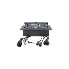 Tech Gear Conference Table Pop-up Box