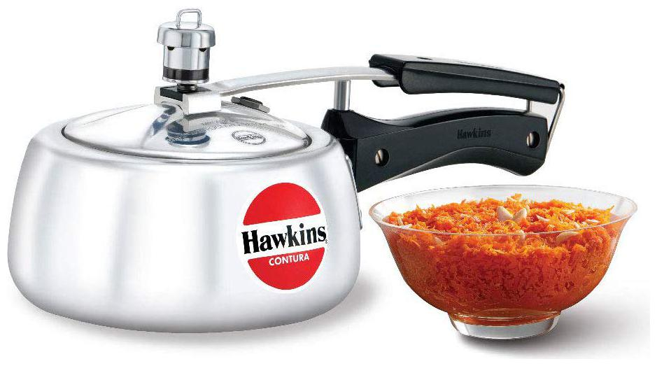 Hawkins Contura 1.5L Pressure Cooker  HC15  by Value Tree Retail