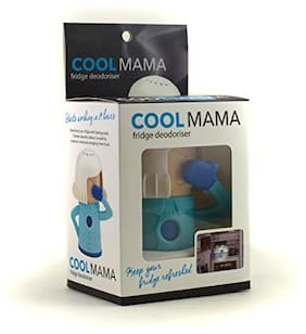 Cool Mama Fridge Cleans and Disinfects with Vinegar and Water for Home Or Office Kitchens