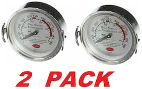 Cooper Atkins 3210-08 Grill Surface Thermometer 100-600 Degrees F (2 PACK)