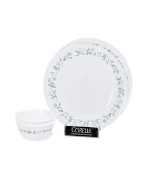 Corelle Country Cottage 4 Pieces Dinner Set